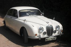 Jaguar MK 2 340  Photo