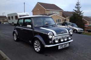 1997 ROVER MINI COOPER BLACK