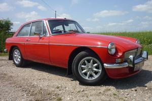 1971 MGB GT. An absolute cracker.