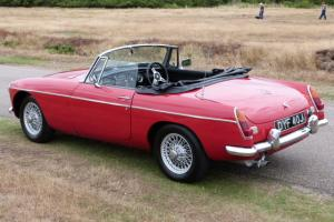 1969 MGB ROADSTER 1950cc FAST ROAD ENGINE