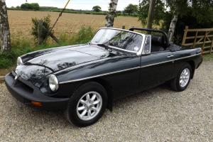 1975 MGB Roadster  Photo