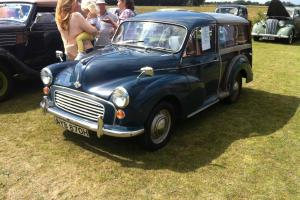Morris Minor Traveller Woody