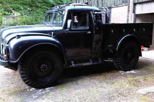 Humber ex-military 4x4 Cargo 1952