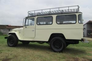 Extremely Rare LHD Toyota Land Cruiser TROOP CARRIER, FJ45/ HJ45- TROOPY- *DIES