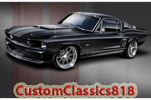 1967 Mustang Shelby GT500 Power Steering V8  Restored to Show Showroom Quality