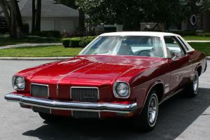 GORGEOUS TWO OWNER LUXURY MUSCLE -1973 Oldsmobile Cutlass Supreme  - 455 V-8