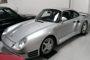 1987 PORSCHE 959 CANEPA GEN II w/640 HP!!!  4,865 MILES!!!  CA/50 STATE LEGAL!!! for Sale