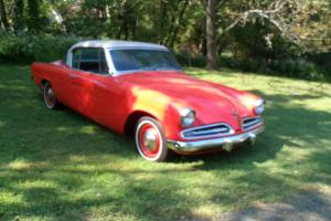 53 Studebaker Starliner coupe