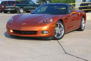 2008 Chevrolet Corvette Coupe 1907 miles, 6-speed maual