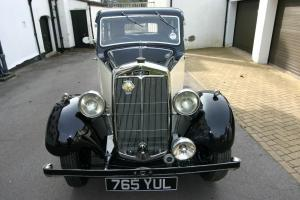 Daimler Lanchester 10.      1936  very low mileage. Photo
