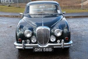 1964 DAIMLER V8 250, STUNNING LOOKING CAR, NEW MOT