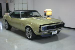 1968 Chevrolet Camaro RS SS 396 4 Speed Absolutely Gorgeous !! Rare model !!