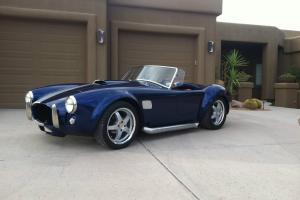 1965 Cobra SPCON Roadster 120 miles