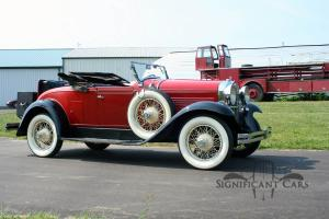 1929 Marmon Series 68 Roadster