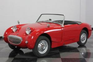 EXTREMELY WELL RESTORED, BUG EYE SPRITE, RESTORATION PHOTOS, NICE Photo