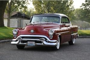53 OLDS SUPER 88 HARD TOP RARE OPTIONS!! MUST SEE!!