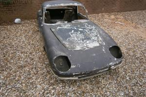 Lotus Elan S3 DHC Project/Restoration/Racing Car 1968