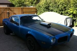 "Pontiac : Firebird VERY RARE "" 455 SD Engine "" CODE # Y8"