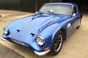 TVR 1969 Tuscan V6, not TVR Vixen  Photo
