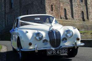 1968 Jaguar 240 MK2 2.4L Manual Overdrive
