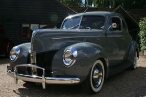 1940 Ford Coupe V8 Traditional Hot Rod,exceptional restoration