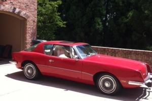 1977 Avanti II Base Coupe 2-Door 5.7L Red