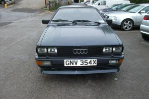 1981 AUDI QUATTRO TURBO UR Ideal for Group 4 Historic  Photo
