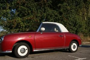 Nissan Figaro 1991 Automatic