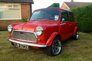Classic mini 1000 Stunning Photo