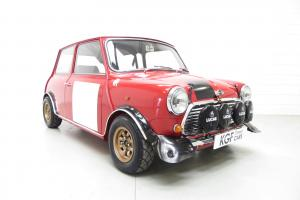 An Incredible Classic Mk2 Mini Cooper S Rally Works Replica Fully Road Legal  Photo