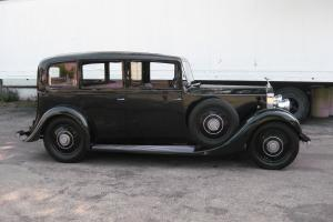 1935 Rolls Royce Photo