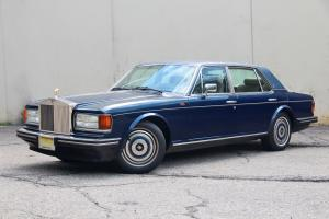 1989 Rolls-Royce Silver Spur 35k perfect car leather interior owners books