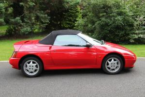 1991 LOTUS ELAN M100 RED