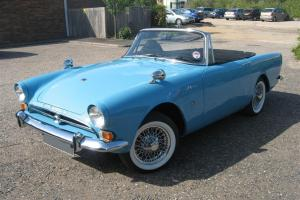 Sunbeam Alpine - 1965 Coupe - Holbay 1592cc, Twin Zentith Carbs - Blue - Classic