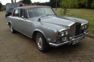 1975 Rolls Royce Silver Shadow Fared Arch, Nice Car 80k miles.  Photo