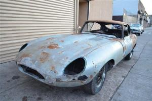 JAGUAR E-TYPE 3.8 1963 Originally Uk Registered 7574WK