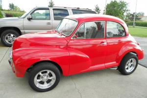 1957 Morris Minor 283 CID SMALL BLOCK V8 SUPER FUN! NICE, SOMETHING DIFFERENT!!