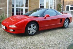 Honda NSX 3.0 2 Door coupe PETROL AUTOMATIC 1991/H