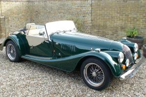 1995 MORGAN PLUS 8 GREEN