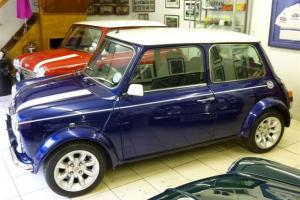 Outstanding 1997 Rover Mini Cooper Sport On Just 15200 Miles From New