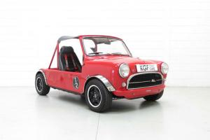 An Exhilarating and Road Legal Autotest Mini, Tax Exempt and Ready For Fun.