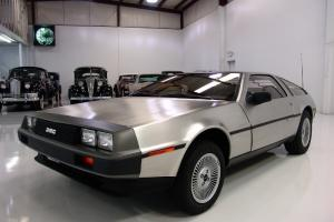 1981 DELOREAN DMC-12, AUTOMATIC TRANSMISSION, AIR CONDITIONING!