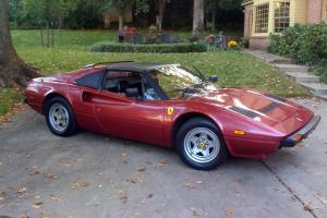 Pre-production 83 Ferrari 308qv