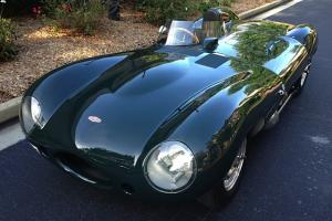 1955/65 Jaguar D-Type All Aluminium by Tempero