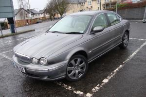 Jaguar X Type SE D (2005) w/ Special Effect Paint (Unique Car)
