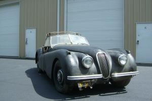 1953 Jaguar XK120 Roadster Photo