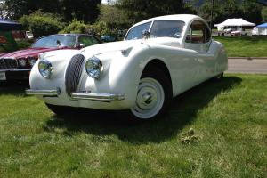Jaguar XK120 1952 Photo