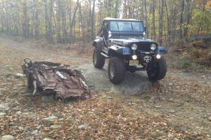 1979 Jeep CJ5 AMC304 V8 ENGINE lifted and offroad ready!