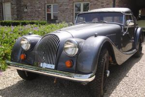 1976 Morgan 4/4 2 seater