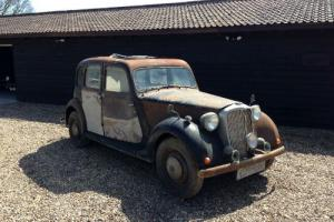 1948 Rover P3 (Complete Project) Classic Car  Photo